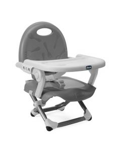 Chicco Pocket Snack Highchair Silver