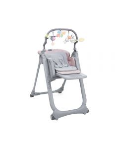 Chicco Polly Magic Relax Highchair - Pink Paradise