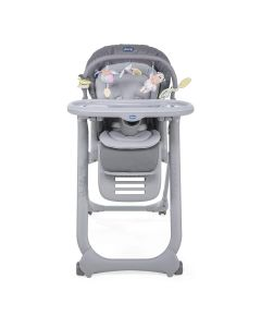 Chicco Polly Magic Relax Highchair - Graphite