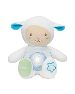 Chicco First Dreams Lullaby Sheep Blue