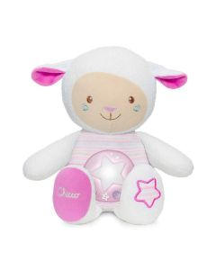 Chicco First Dreams Lullaby Sheep Pink