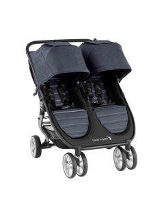 Baby Jogger City Mini2 Double Stroller - Carbon