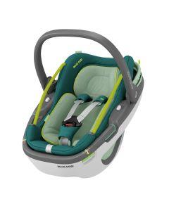 Maxi Cosi Coral 360 i-Size Car Seat - Neo green