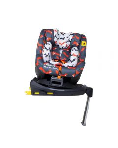 Cosatto All in All I-Rotate Car Seat Charcoal Mister Fox