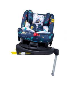 Cosatto All In All Rotate ISOFIX Car Seat Sea Monsters