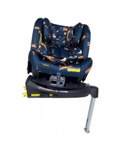 Cosatto Paloma All In All Rotate ISOFIX Car Seat On The Prowl
