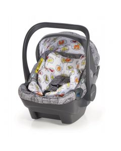 Cosatto Dock I-Size Car Seat Dawn Chorus