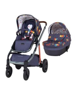 Cosatto Wow Continental 3 in 1 Bundle Parc