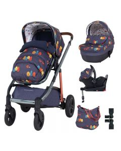 Cosatto Wow Continental Everything Bundle Parc