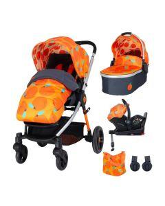 Cosatto Wowee Everything Bundle So Orangey