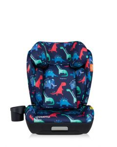 Cosatto Guru RAC I-SIZE Car Seat -  D is for Dino