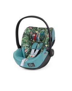 CYBEX Cloud Z i-Size Car Seat by DJ Khaled - WE THE BEST BLUE