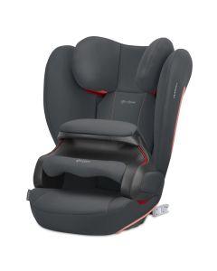Cybex Pallas B2-Fix+ Lux Car Seat - Steel Grey