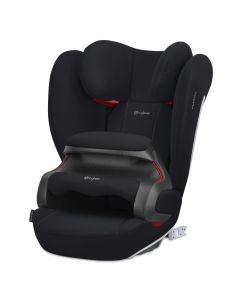 Cybex Pallas B2-Fix Car Seat - Volcano Black