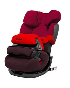 Cybex Pallas-FIX Car Seat - Rumba Red