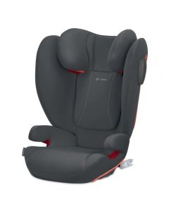 Cybex Solution B2-Fix+ Lux Car Seat - Steel Grey
