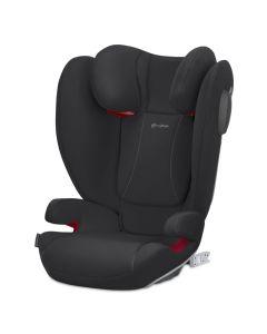 Cybex Solution B2-Fix+ Lux Car Seat - Volcano Black