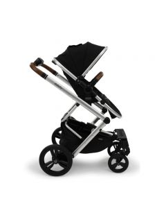 Didofy Lotus Pushchair and Carrycot - Black
