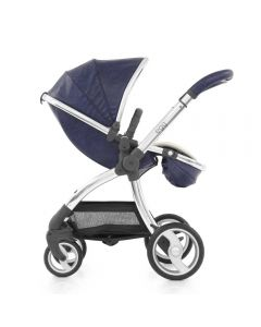 egg Stroller and Carrycot - Serpent