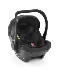 egg Shell I-SIZE Car Seat - Diamond Black