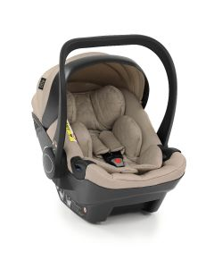 egg Shell I-SIZE Car Seat Feather