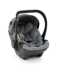 egg Shell I-SIZE Car Seat Monument Grey