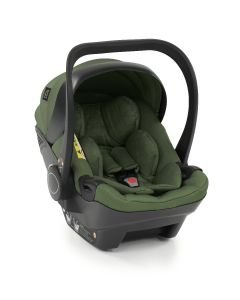 egg Shell I-SIZE Car Seat Olive