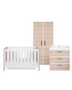 Silver Cross Finchley 3 Piece Cot Bed Range