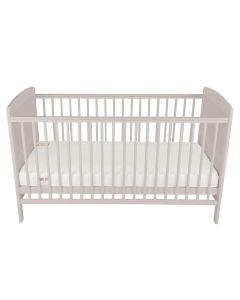 CuddleCo Juliet Cot Bed - Dove Grey