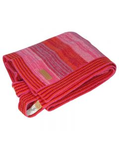 iCandy Vintage Blanket Pink
