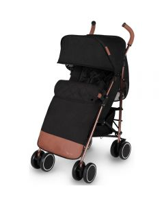 ickle bubba Discovery Max Stroller - Black