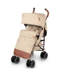 ickle bubba Discovery Max Stroller - Cream