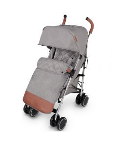 ickle bubba Discovery Max Stroller - Grey