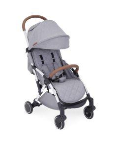 ickle bubba Globe Stroller Grey on Silver