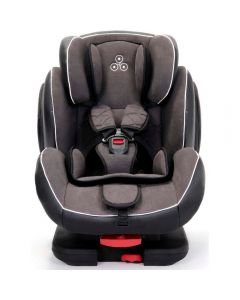 ickle bubba Solar ISOFIX Car Seat Dark Grey