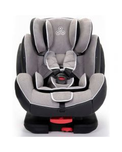 ickle bubba Solar ISOFIX Car Seat Light Grey