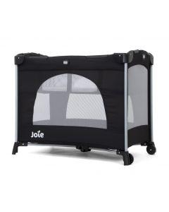 joie Kubbie Travel Cot - Coal