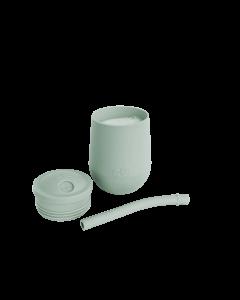 EZPZ Mini Cup & Straw - Sage