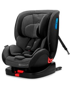 Kinderkraft Vado ISOFIX Car Seat Black
