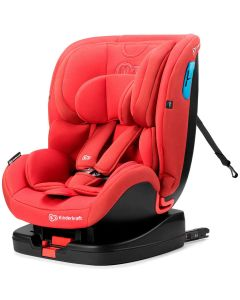Kinderkraft Vado ISOFIX Car Seat Red
