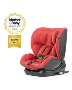 Kinderkraft MyWay ISOFIX Car Seat Red