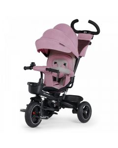 Kinderkraft Spinstep Tricycle - Mauvelous Pink