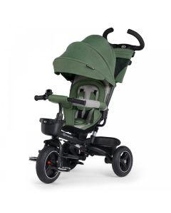 Kinderkraft Spinstep Tricycle - Pastel Green