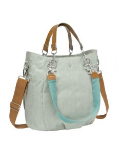 Lassig 4Family Green Label Mix 'n' Match Bag - Light Grey