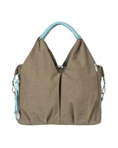 Lassig 4Family Green Label Neckline Bag - Taupe
