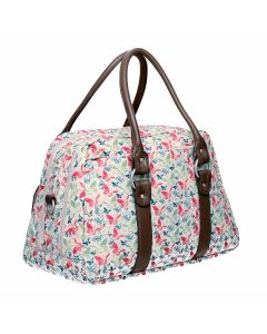 Lassig 4Family Vintage Metro Bag - Butterfly Spring