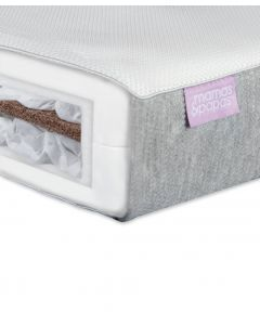 Mamas & Papas Luxury Twin Spring Cot Bed Mattress