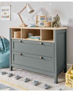 Mamas & Papas Harwell Dresser Changer - Grey/Oak