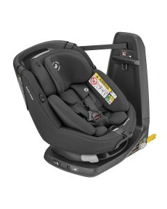 Maxi Cosi AxissFix Plus i-Size Car Seat - Authentic Black