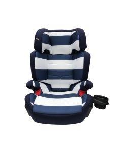 My Babiie Group 2/3 Car Seat - Blue Stripes